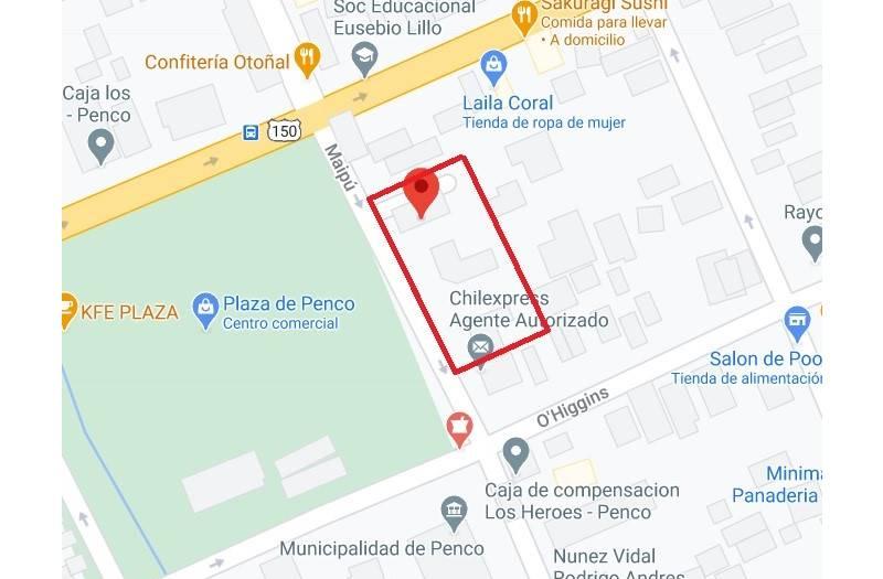 PENCO SECTOR PLAZA DE ARMAS